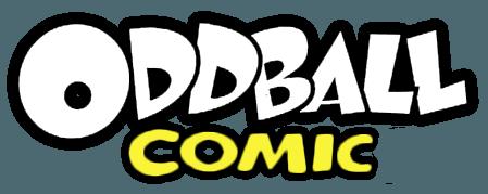 oddball-comic
